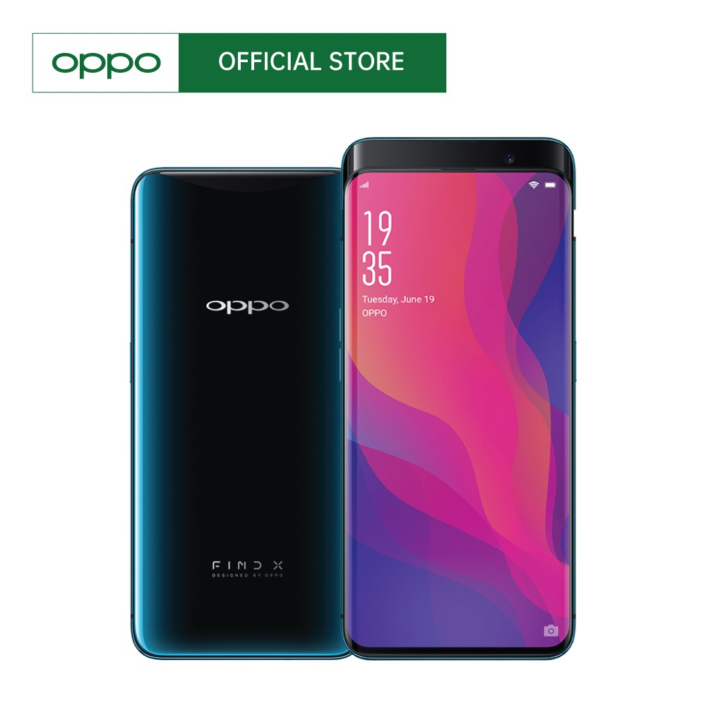 Oppo Find X Find More