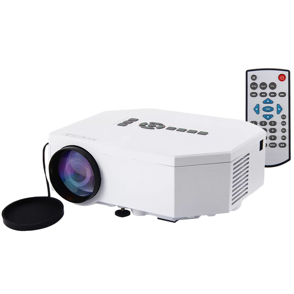 Unic Uc46 1200 Lumens Wifi Portable Led Projector Shopee Malaysia Mini Full Hd 1080p Support Red And Blue 3d Effect With Connection