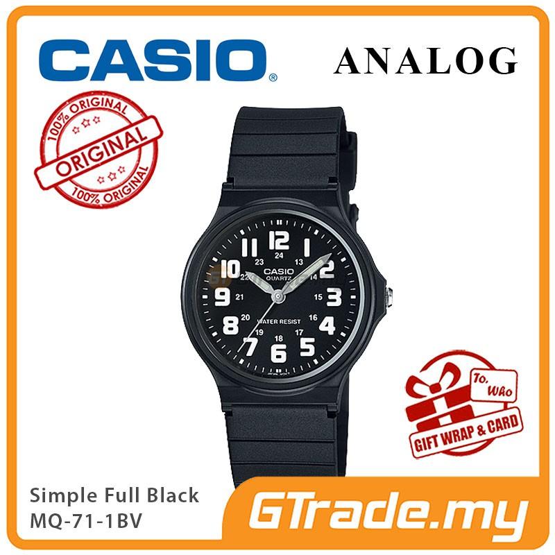 CASIO ANALOG Kids Watch MQ-71-2BV  ad6feffd3c