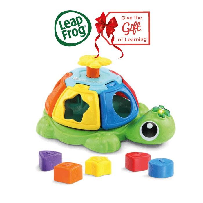 LeapFrog Sorting Surprise Turtle