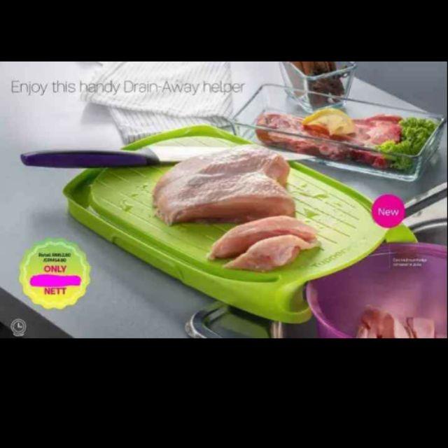 Cutting Board Tupperware