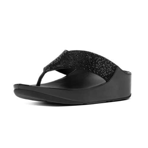 e3864efb9cd24a Fitflop Crystall Slide Sandals (Supernavy)