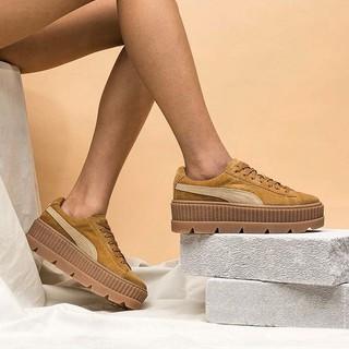 timeless design defc6 05b46 ready stock]100%original PUMA Fenty Creeper Rihanna platform ...