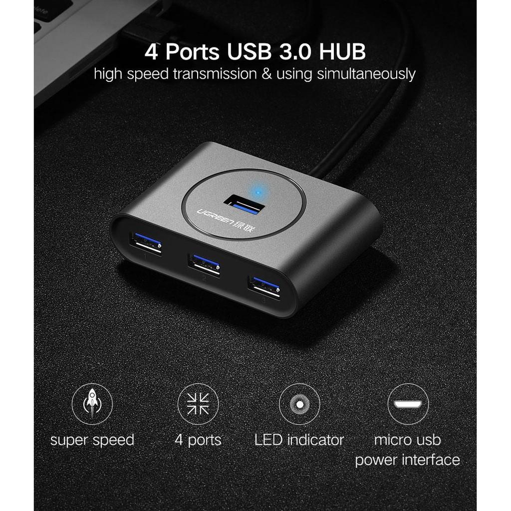 Orico H7928 U3 7 Port Usb30 Hub 12v2a Power Adapter Shopee Malaysia 6518us3 Portable Docking