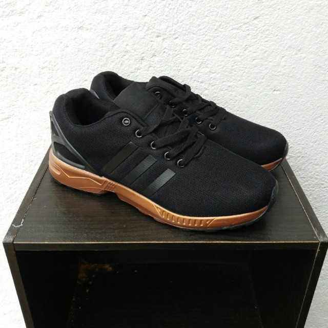 sports shoes 1381a b04a7 ADIDAS ZX FLUX COPPER