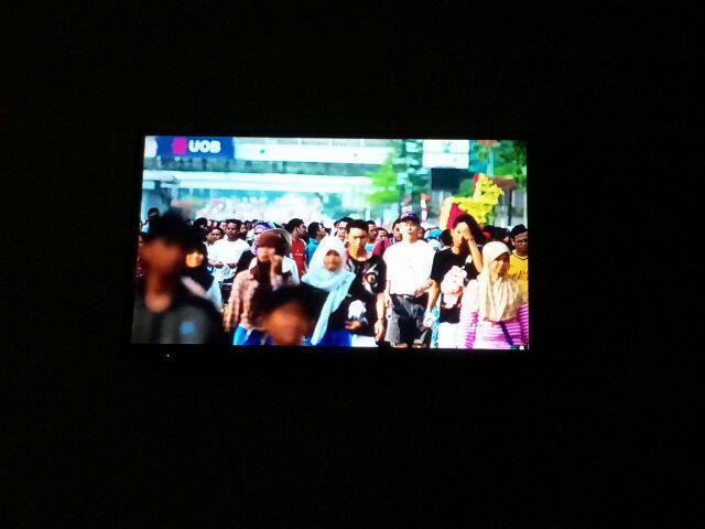 JP-5E Digital Antenna 5E for Digital TV HDTV Malaysia UHF
