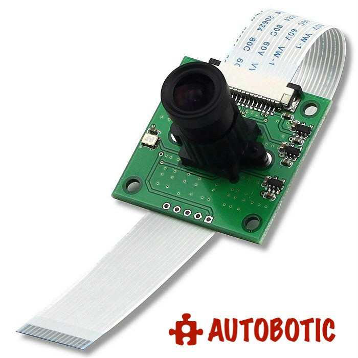 OV5647 Camera Board /w M12x0 5 mount Lens fully compatible with Raspberry Pi