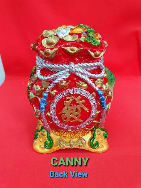 🍍🧧 招财旺来财神爷 Size 11cm x 18cm / Prosperity Wang Lai Decoration Size 11cm x 18cm 🍍🧧
