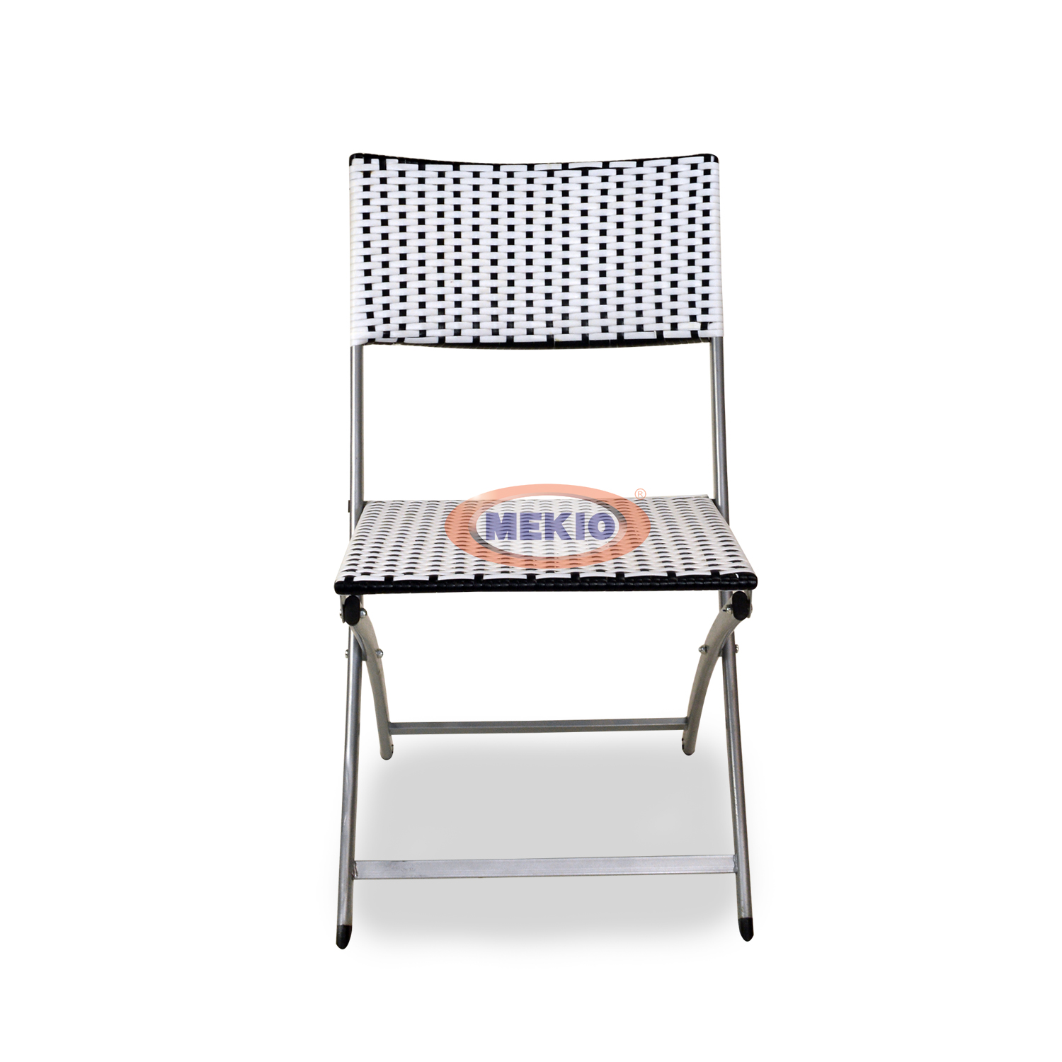 Folding Chair with Metal Frame