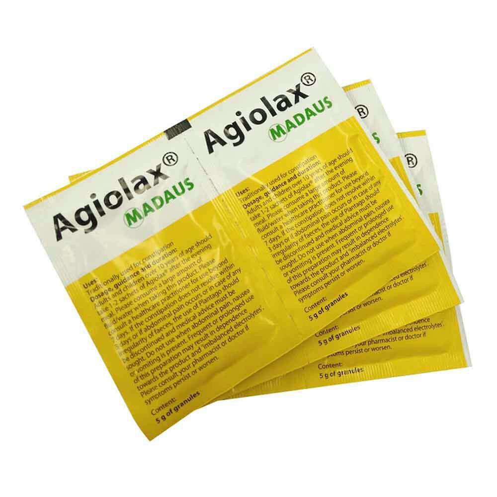 Agiolax Granules 5g of granules per pack