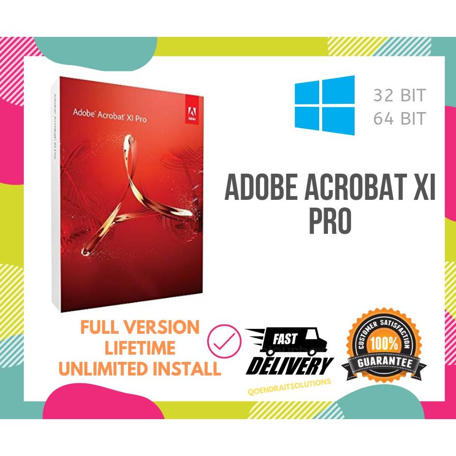 🔥HOT🔥 Adobe Acrobat XI Pro Full Unlimited Install