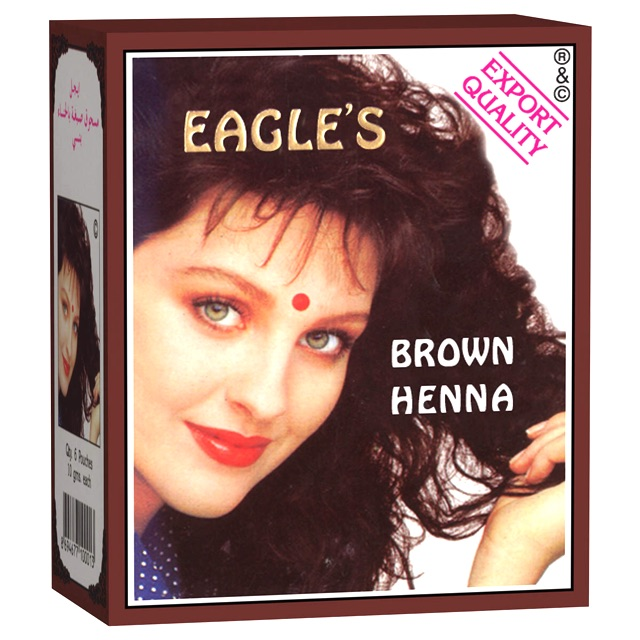 Eagle's Brown Henna Halal