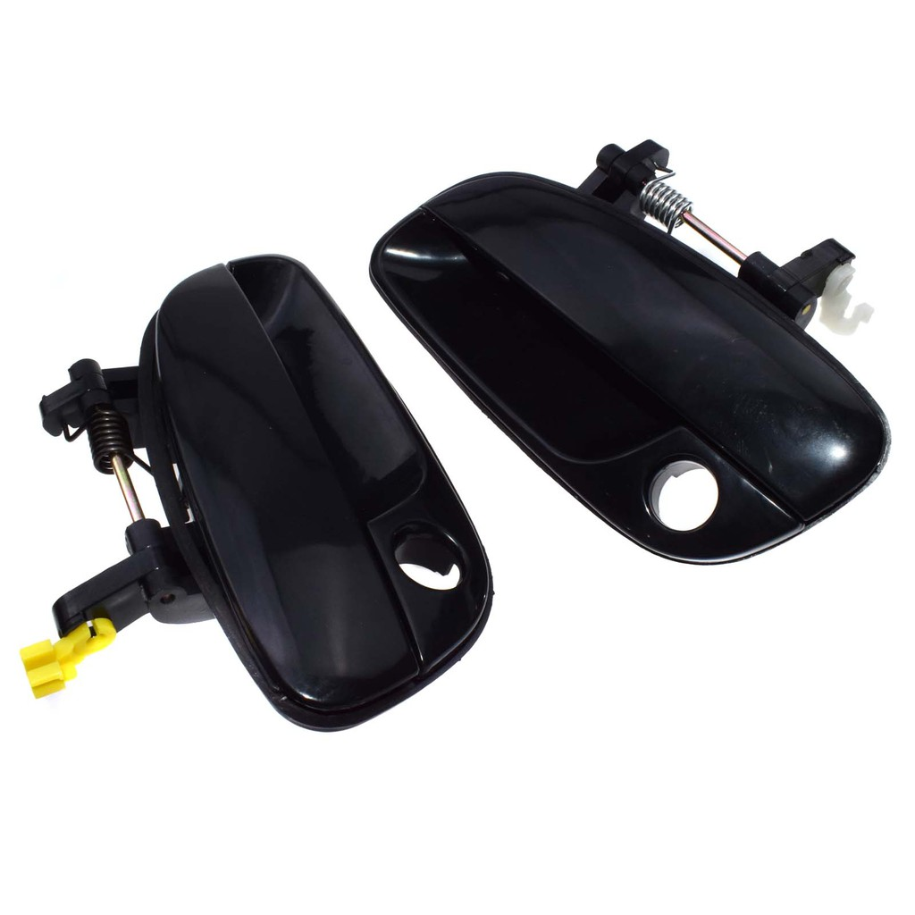 For 2001-2005 Hyundai Elantra Outer Rear Left Right Door Handle Black 836602D000