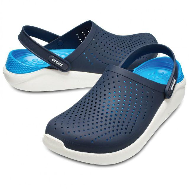 79b2cde12921 Crocs LiteRide Clog  Navy Blue  READY STOCK