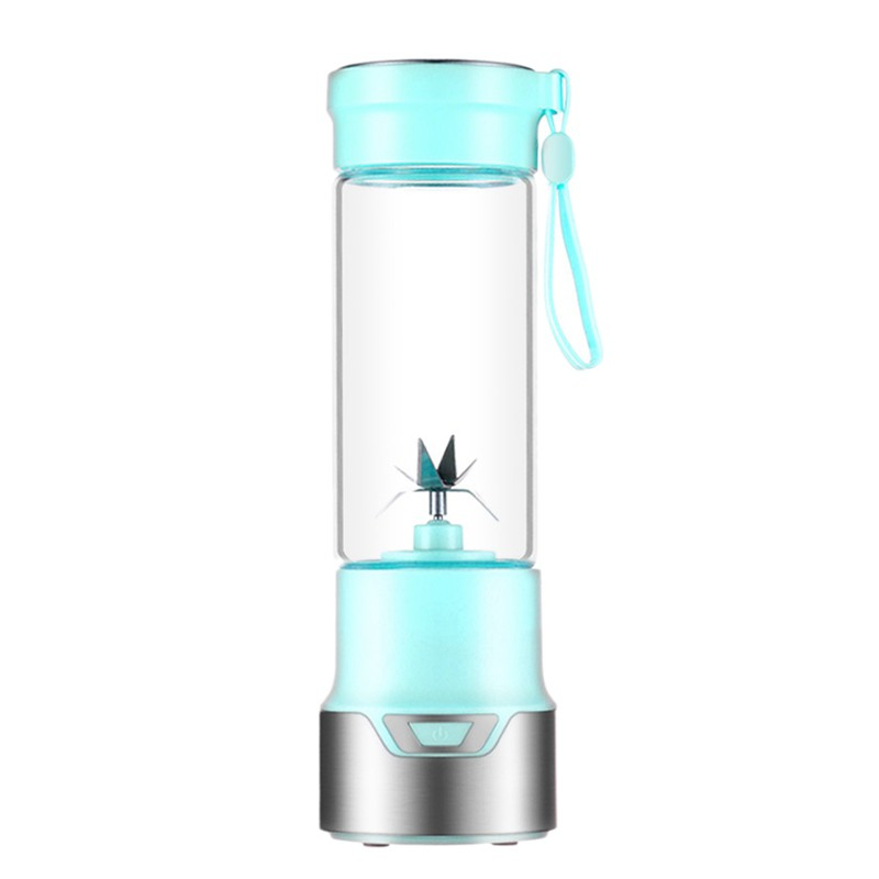350Ml Blender Glass Bottle Juicer Portable Fruits Mixer Meat Grinder Maker Machi