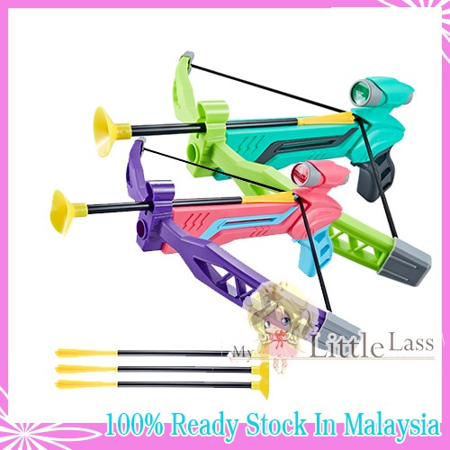 Zombie Strike Bow Arrow Archery - Kids Toy with Target Suction Cup Set Toys for boys