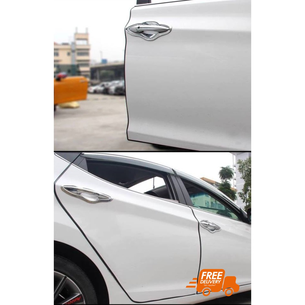 🔥Ready Stock🔥 5M Car Styling Door Edge Scratch Guard Protector Molding  Strip