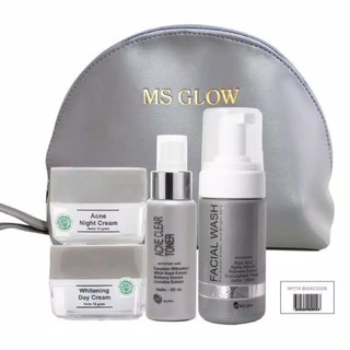 MS GLOW WHITENING / ULTIMATE / ACNE PACKAGE BY BEAUTIFUL ...