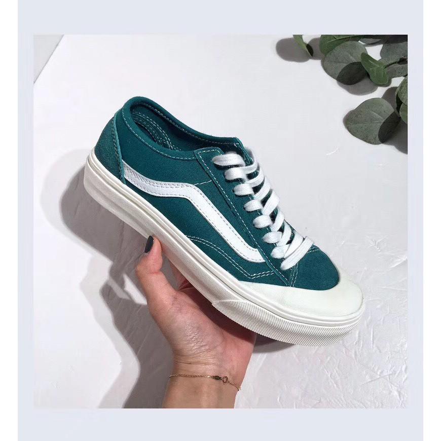 Frodas organisk utläggning  Vans Style 36 Decon SF pair of green loafers35-44 22 | Shopee Malaysia