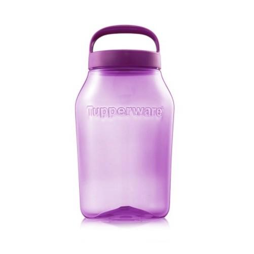 🔥Tupperware Universal Jar Pink 3L (1) Purple oct 2020