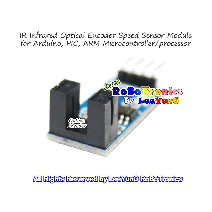 Infrared Speed Sensor Optical Encoder Tachometer Optocoupler Module