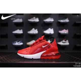 3a0a80352f Beautiful Red shoes NIKE AIR MAX 270c Kids boy girl sports running ...