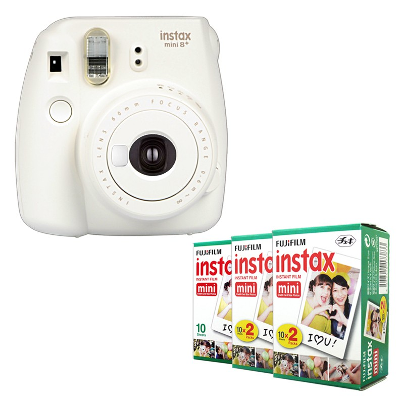 Fujifilm Instax Wide Monochrome Instant 50 Film for Fuji WIDE 210/ 300 Camera | Shopee Malaysia