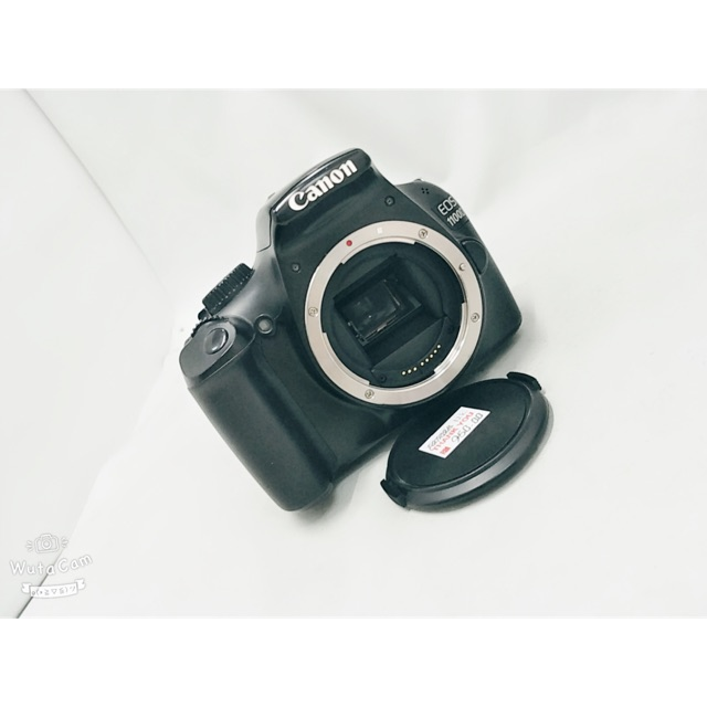 [ STOCK CLEARANCE ] Canon EOS 1100D (SC 12k) - 2nd Hand Body Only