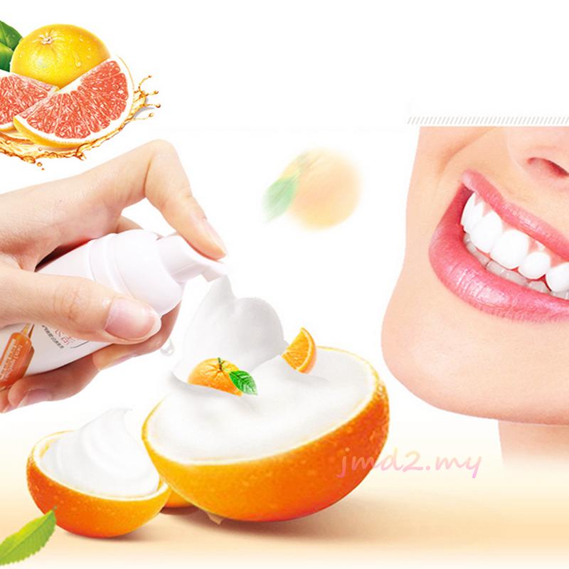 Tik Tok Whitening Toothpaste Fresh Tone Press Type Toothpaste