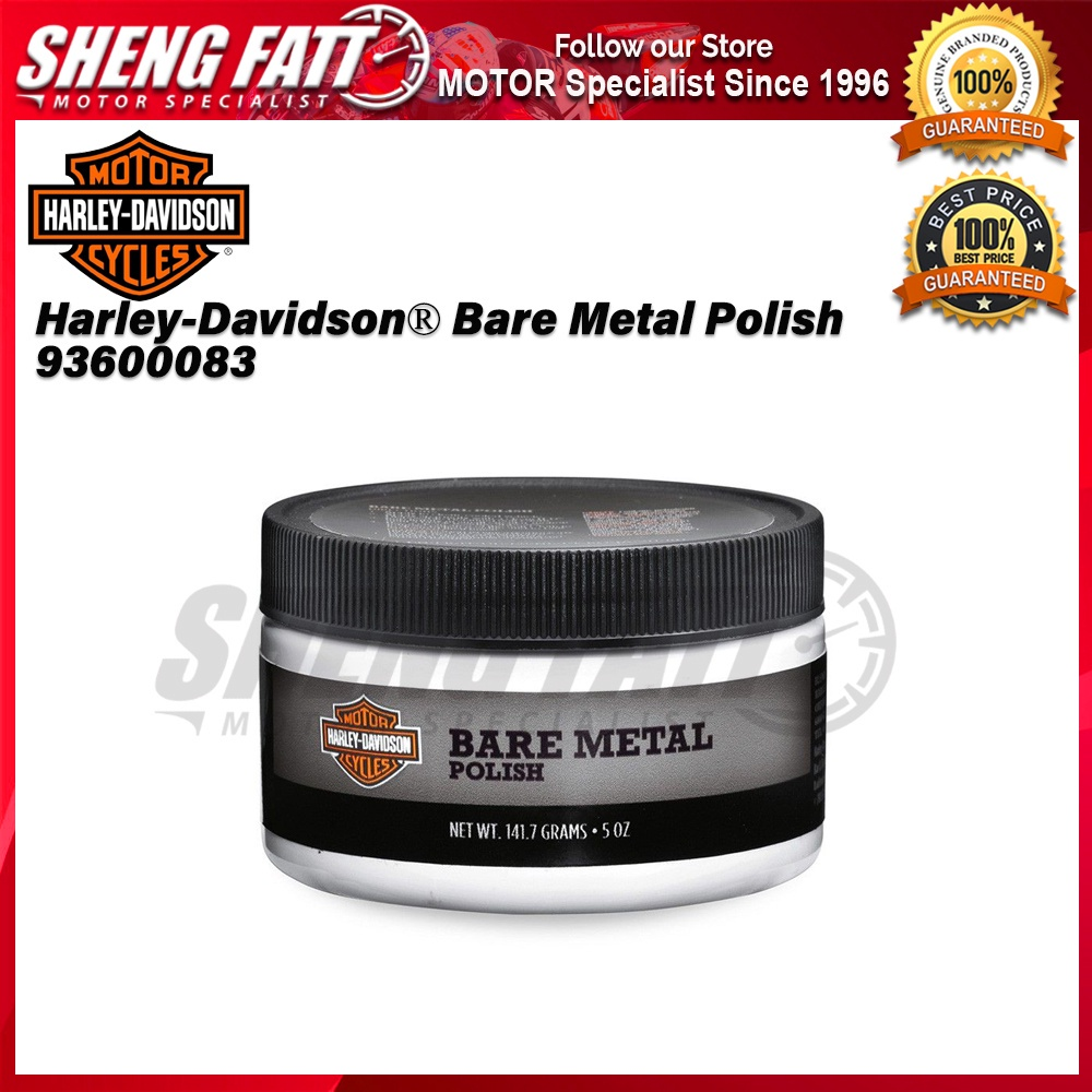Harley-Davidson® Bare Metal Polish 93600083