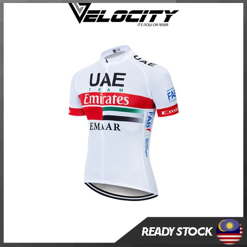 UAE Cycling Jersey Pro Team Cycling Jersey Long sleeve and Short Sleeve