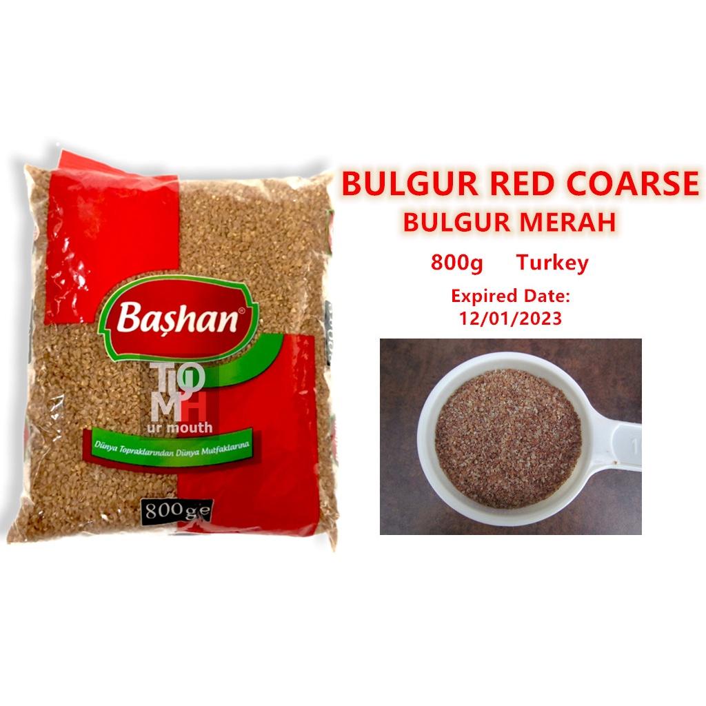Bulgur Red / Bulgur Merah 小红麦 800gm+-