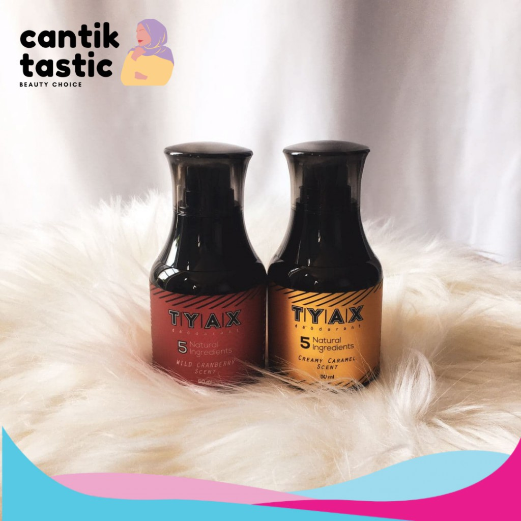 TYAX Natural Stainless & Long Lasting Deodorant