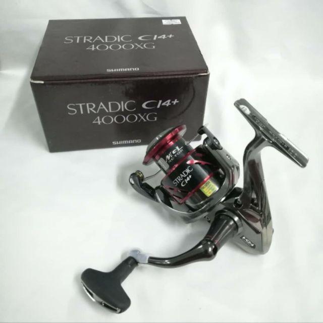 e2d06f3a06e Shimano Sedona 4000 XG FI Spinning Fishing Reel 6.2:1 Freshwater Saltwater  | Shopee Malaysia