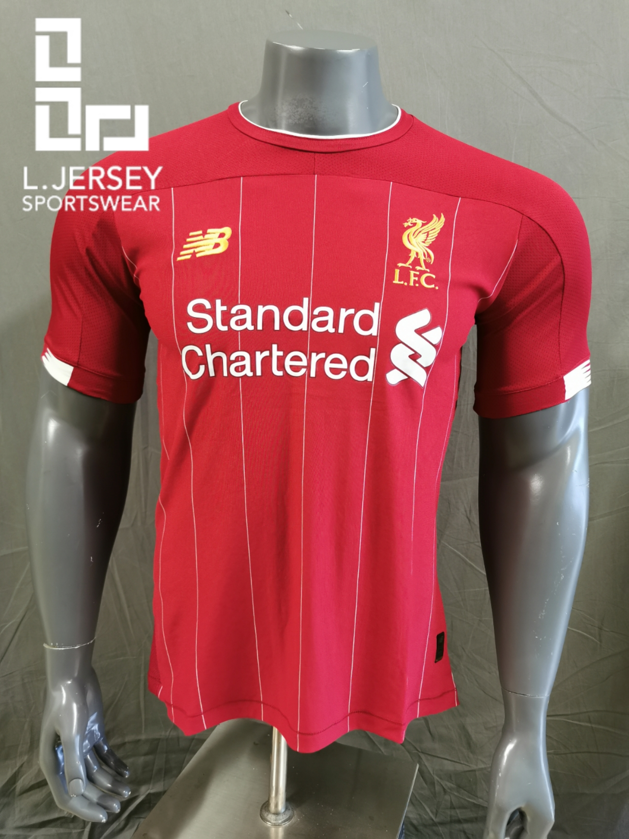 [Player Issue] Liverpool Men Home Season 19/20 Jersey