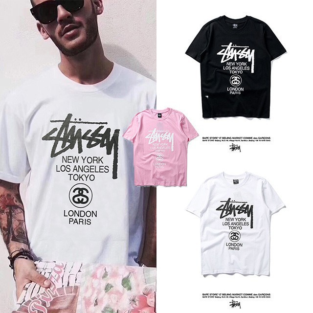 stussy shirt - T-shirts   Singlets Prices and Promotions - Men s Clothing  Feb 2019  c4527a3dfb
