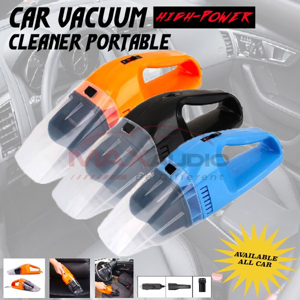 [FREE Gift]Universal 12v High Power Super Clean Hand Held Portable In-Car Vacuum Cleaner