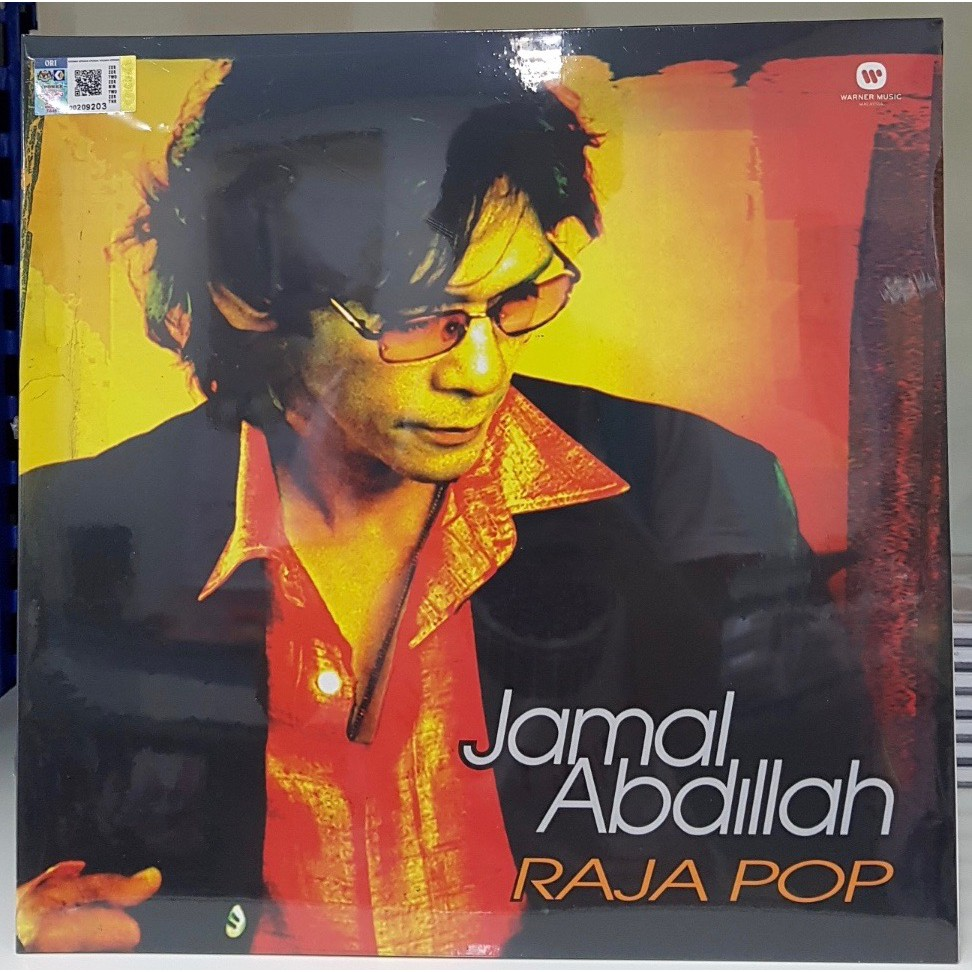 Jamal Abdilla Raja Pop 2 CD  2907e7613e