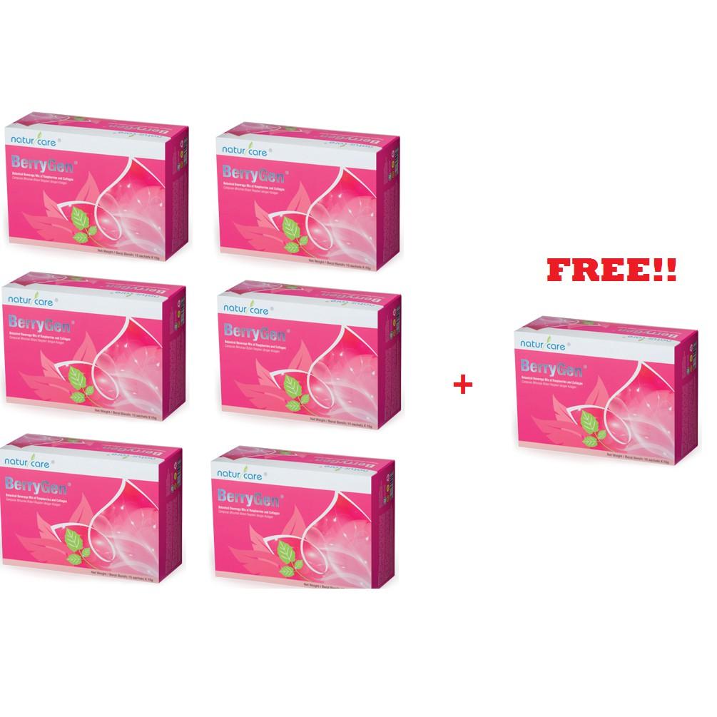 Tupperware Naturecare Berry Gen [BIG SAVER!!](6 FREE 1)