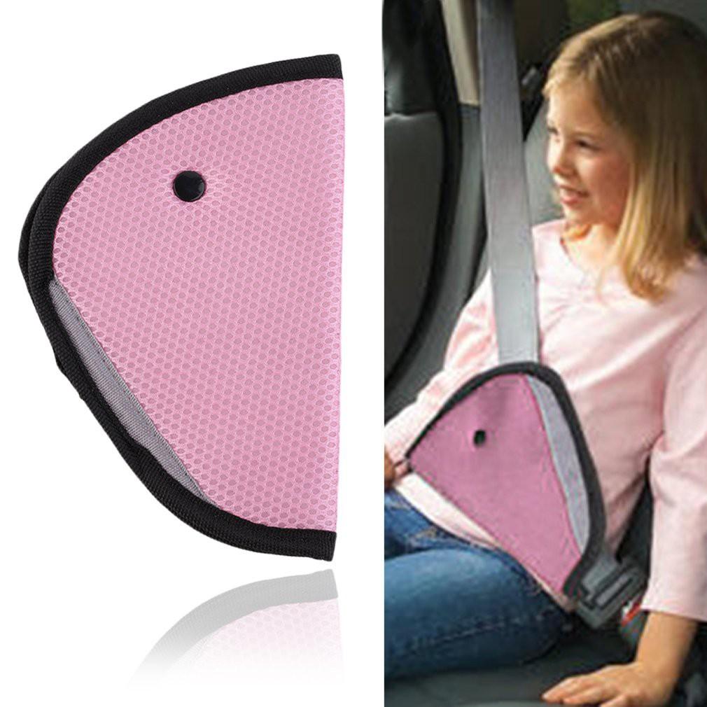 Car Kids Children Safety Cover Harness Strap Adjuster Pad Seat Belts Clips UK