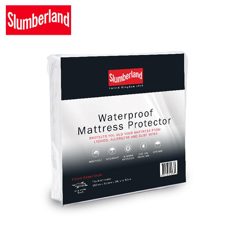 Slumberland - Waterproof Mattress Protector