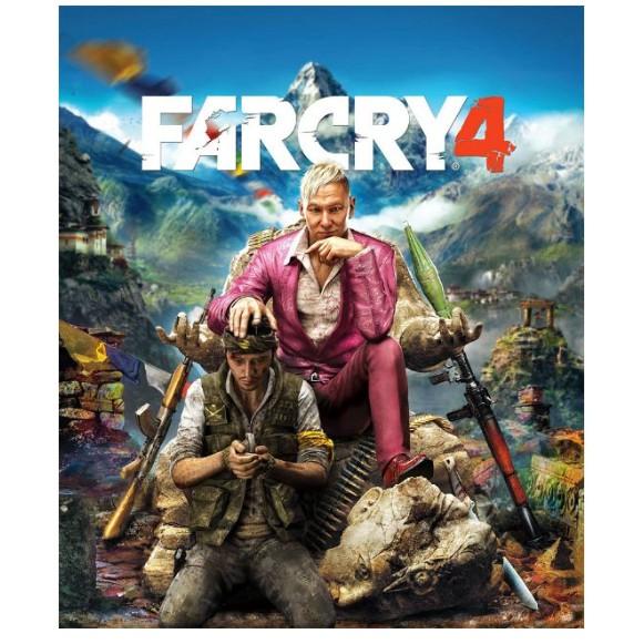FARCRY 4 (PC DIGITAL DOWNLOAD / OFFLINE VERSION)