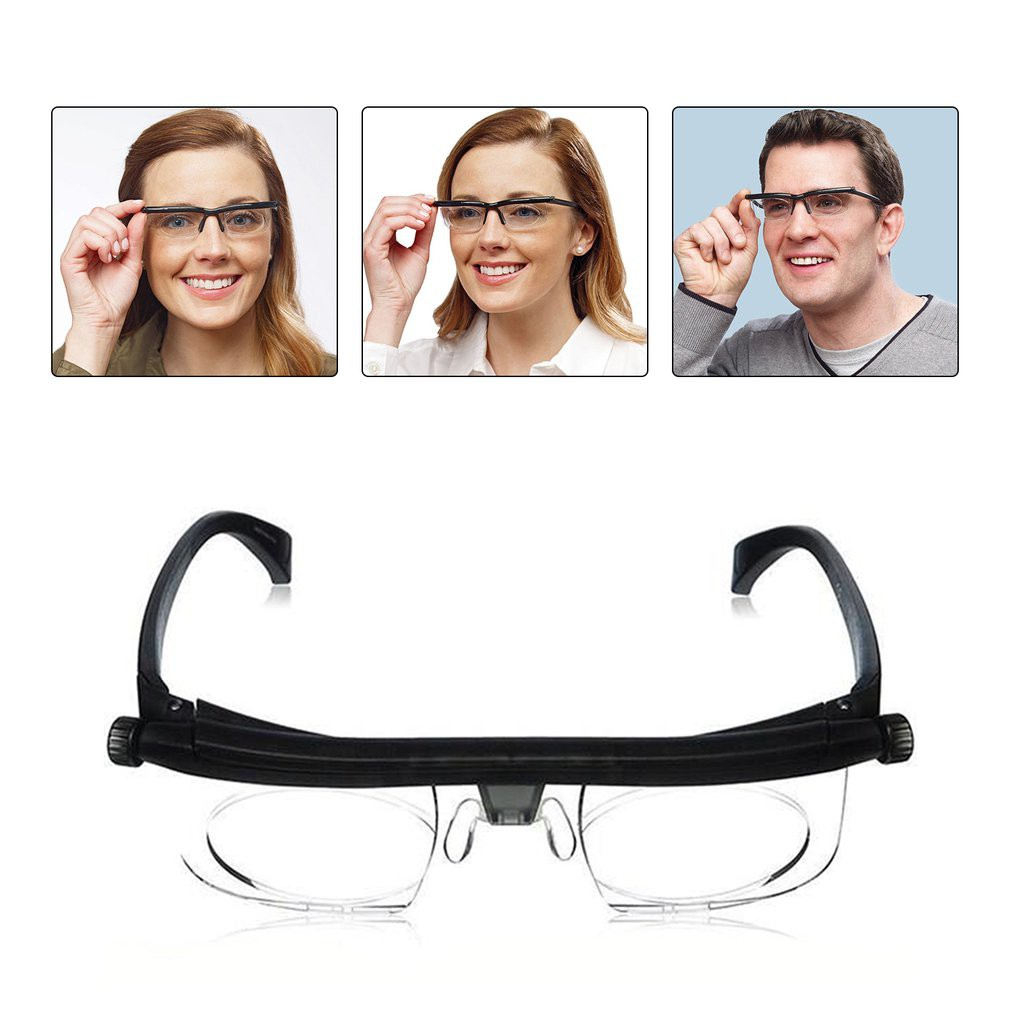 🔥ready stock🔥 Adjustable Glasses Focus Variable Distance Vision ...
