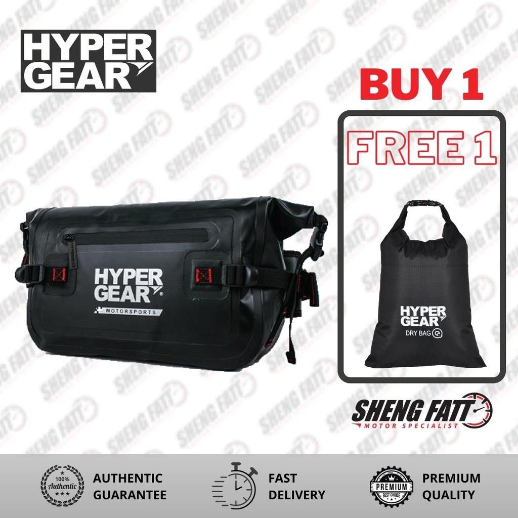 Hypergear Waist Pouch Large V2 Black