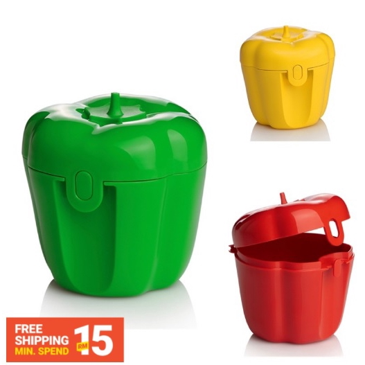 Tupperware Pepper Keeper (1pc only) 350ml Very Small Size