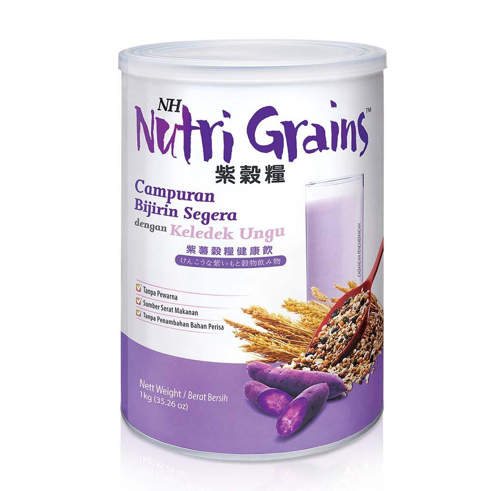 NH Nutri Grains with purple sweet potato 1kg 紫穀糧