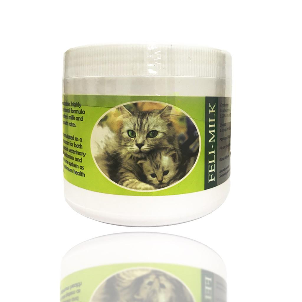 Feli Milk Cat Milk Replacer 300gm Susu Kucing Shopee Malaysia