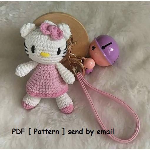 Amigurumi for Beginners HELLO KITTY PART 02 – Amigurumi Patterns | 510x510