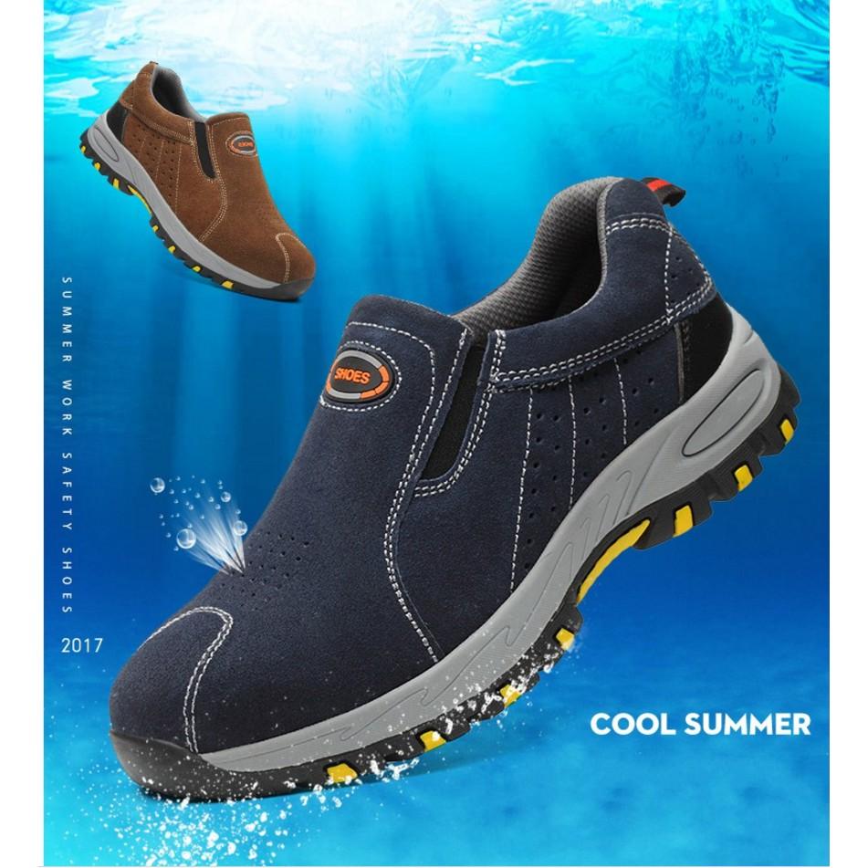 REDWING 6604 MEN S OXFORD Safety Shoes Working Shoes  428d0de44c