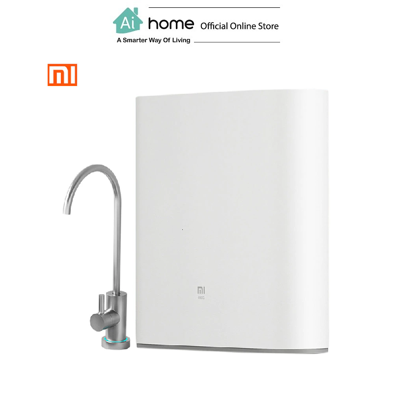 XIAOMI MIJIA Water Purifier 1A MR432 400G (Under The Kitchen) with 1 Year Malaysia Warranty [ Ai Home ]